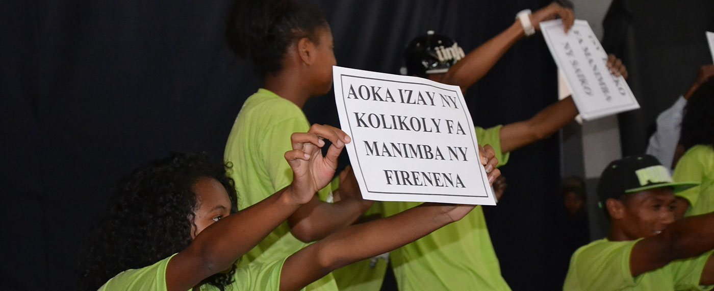 Madagasikara afaka amin'ny vahohon'ny kolikoly